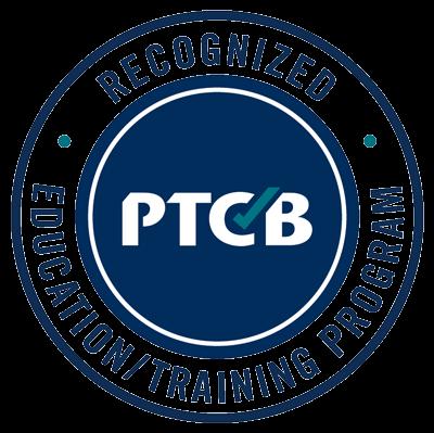 Certified Pharmacy Technician (CPhT), PTCB, Pharmacy technician certification board logo